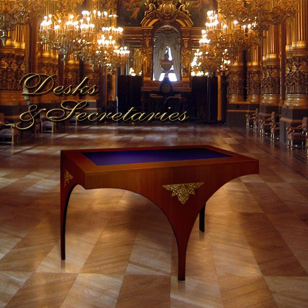 Manufacture de luxe muebles de lujo excepcionales for Muebles despacho diseno